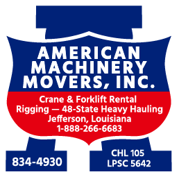 American Machine Movers